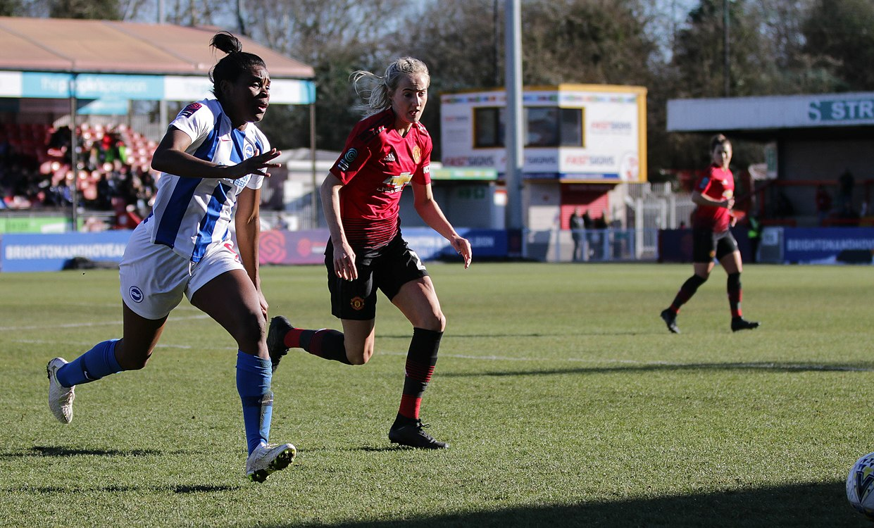 BHA Women 0 Man Utd Women 2 WFAC 4th rd 03 02 2019-673 (32044768767).jpg