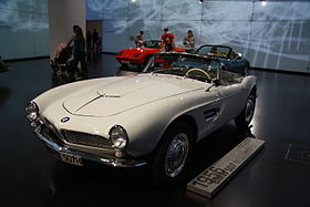 Image illustrative de l'article BMW 507