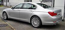 BMW F01 rear 20081213.jpg