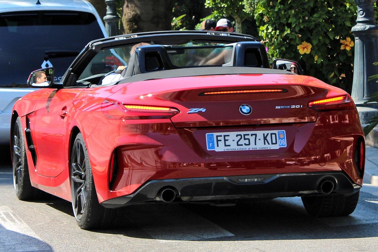Datei Bmw Z4 Sdrive 30i Monaco Img 1224 Jpg Wikipedia