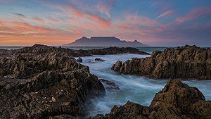 Heritage Western Cape - Table Mountain provincial heritage site, Cape Town