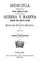 BaANH50683 Memoria del Ministerio de Guerra y Marina - Tomo primero (1877).pdf