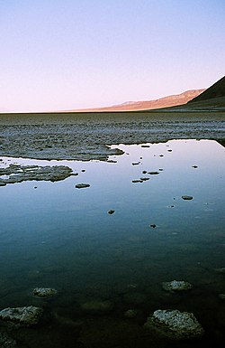 Conca Badwater