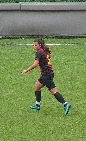 Bahar Güvenç - Bahar Güvenç for 1207 Antalyaspor (April 2017)