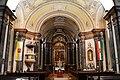 Baja, belvárosi római katolikus templom belső tere 2021 01.jpg