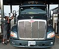Bakersfield, (CA) Truck Peterbilt at Flying J Travel Plaza (4).jpg