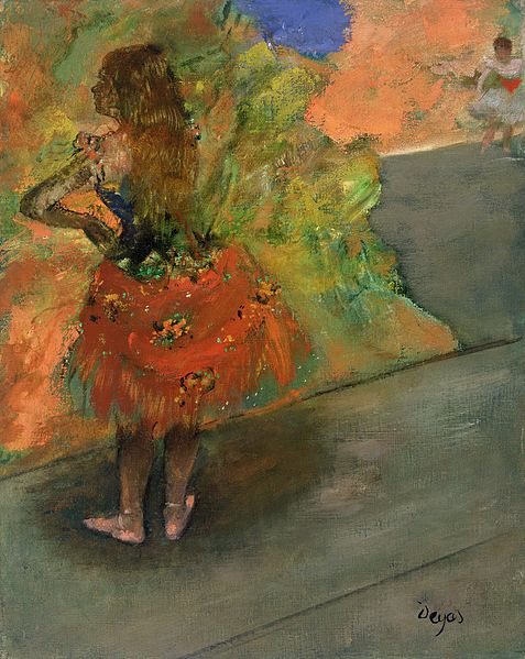 File:Ballet Dancer by Edgar Degas.jpeg