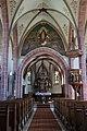 Baltringen St.-Nikolaus-Kirche Kirchenschiff 2010 08 01.jpg