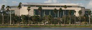 The BB&T Center located in Sunrise, Florida