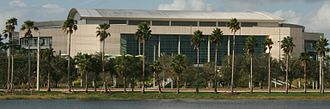 BB&T Center (Sunrise, Florida) - Image: Bank Atlantic Center Crop