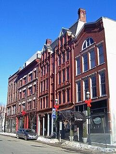 Bank Street Historic District (Waterbury, Connecticut)