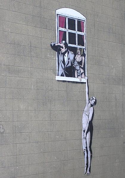 Archivo:Banksy.in.bristols.park.street.arp.jpg
