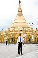 Barack Obama poses in front of Shwedagon Pagoda.jpg