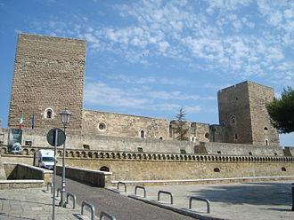 Castello Normanno-Svevo (Bari) - Image: Bari 014