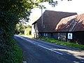 Barn at Monkery Farm - geograph.org.uk - 245473.jpg