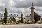 Barnstaple (Devon, UK), Clock Tower -- 2013 -- 0986.jpg