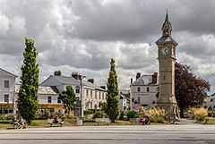 Barnstaple (Devon, UK), Clock Tower -- 2013 -- 0986.jpg