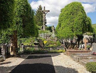 Barr, Bas-Rhin - Image: Barr Cim Vallée 01