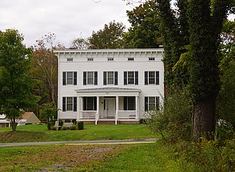 Tewksbury Township, New Jersey - Bartle's House on Oldwick Road