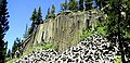 Basalt columns in Devils Postpile National Monument.jpg
