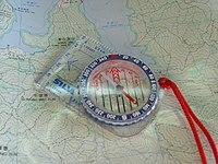 Kompas magnetyczny
