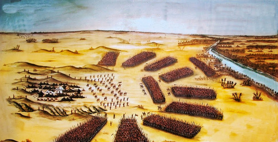 Battle of Karbala (Without written version)