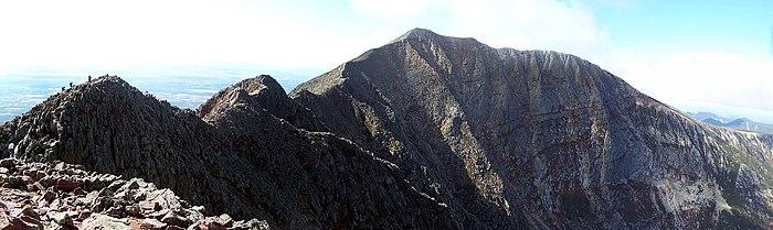 Mount Katahdin Wikipedia - Mt katahdin trail map