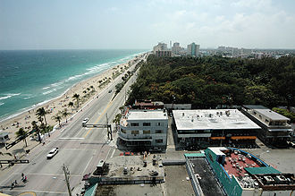 Fort Lauderdale, Florida - Fort Lauderdale Beach