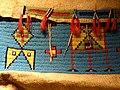 Beaded Native Saddlebag - Kansas Museum of History - Topeka - Kansas - USA (40959158675).jpg
