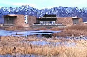 Bear River Migratory Bird Refuge - Hansen Wildlife Education Center