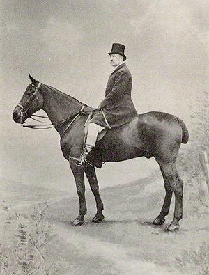 Henry Somerset, 9th Duke of Beaufort - Image: Beaufort 9