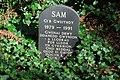 Bedd Ci Portmeirion A Dog's Grave - geograph.org.uk - 708505.jpg