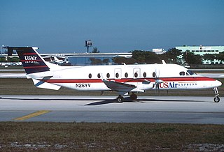 Air Midwest Flight 5481 2003 aviation accident in North Carolina, United States
