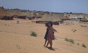 Ma'abarot - Ma'abara in Beit Lid