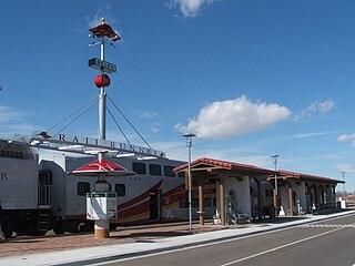 Belen station