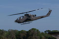 Bell AH-1F Cobra 67-15826 Sky Soldiers Pass 01 TICO 16March2014 (14486524908).jpg