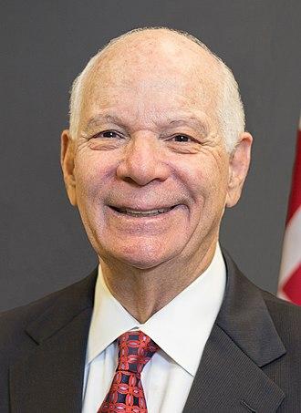 United States congressional delegations from Maryland - Senator Ben Cardin (D)