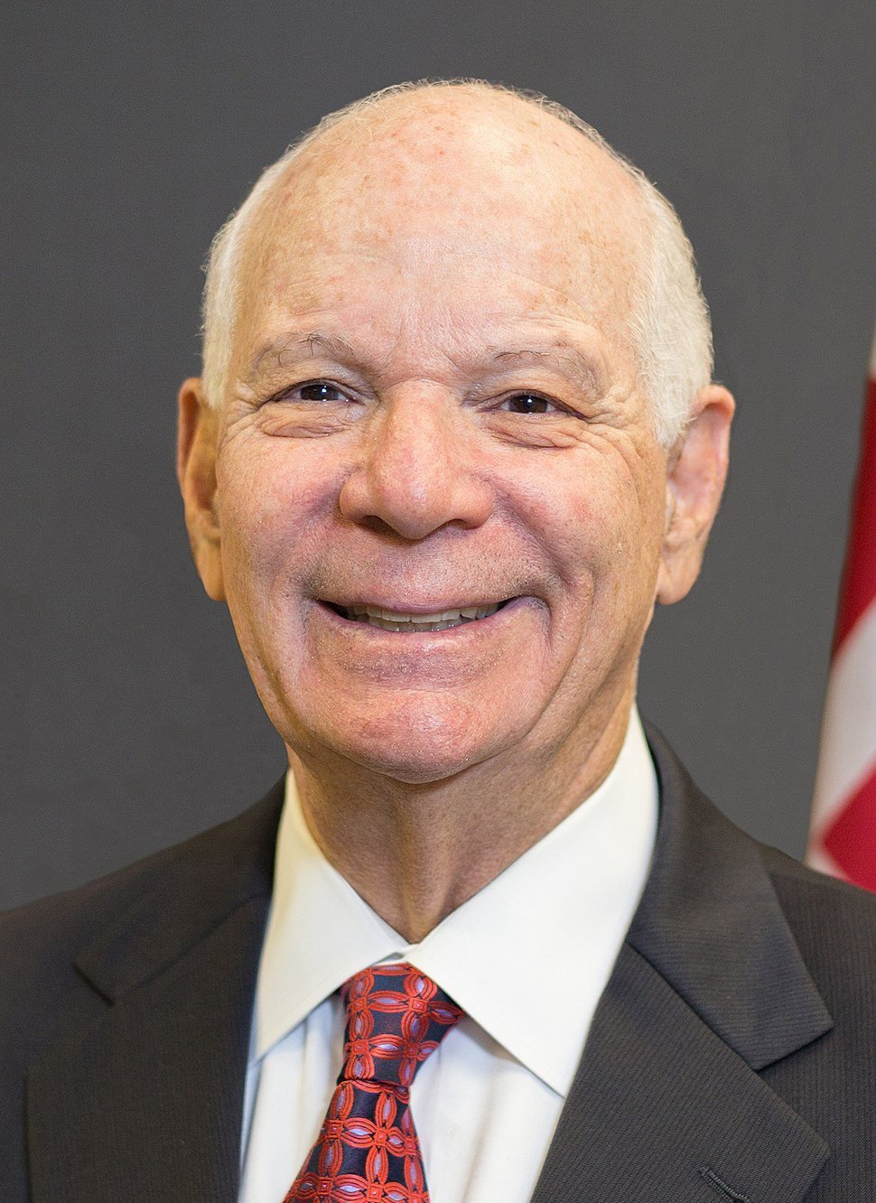 Ben Cardin official Senate portrait (cropped).jpg