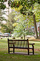 Bench on the North Lawn (8145369360).jpg