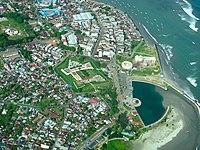 Bengkulu City and Fort Marlborough.jpg