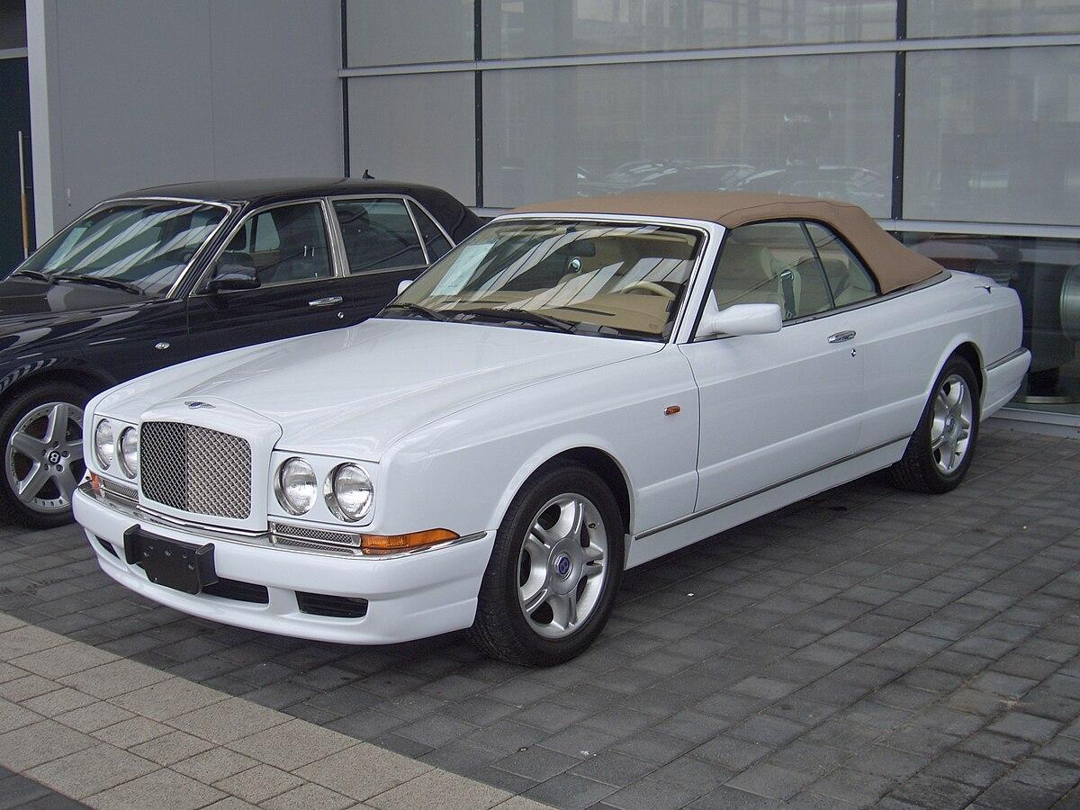 Bentley Azure - Wikipedia