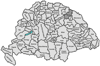Bereg County county of the Kingdom of Hungary