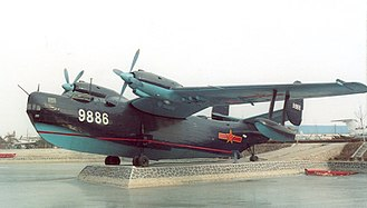 Georgy Beriev - Soviet Be-6