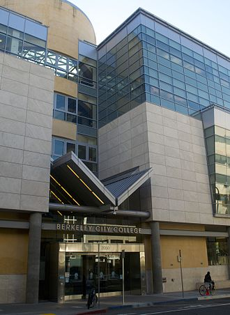 Berkeley City College - Image: Berkeley City Collge 3