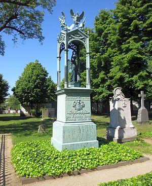 Job von Witzleben - Grave monument