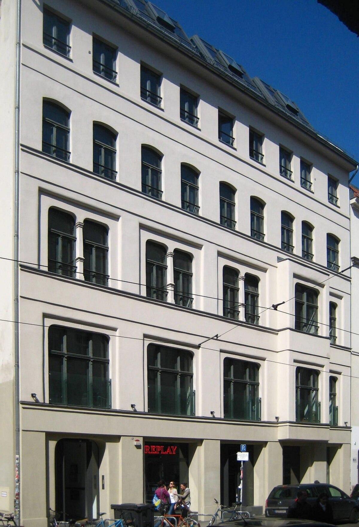 Schönhauser Straße
