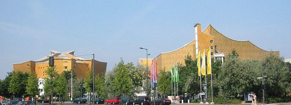 Berlin Philharmonie 2002