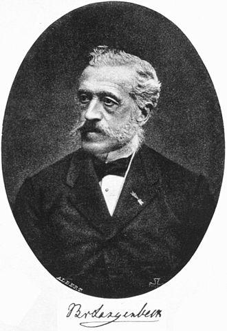 Bernhard von Langenbeck - Bernhard von Langenbeck