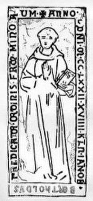 Bertold of Regensburg - Bertold of Regensburg