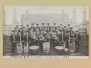 Besses o' th' Barn Band - Besses Band ca. 1906
